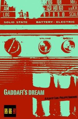 gaddafi's dream